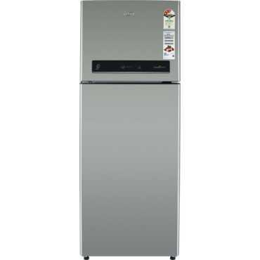 Whirlpool IF 355 ELT 340 L 3 Star Frost Free Double Door Refrigerator - Steel