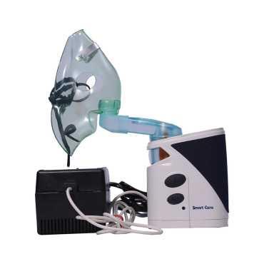 Smart Care 3023 Handy Nebulizer - White
