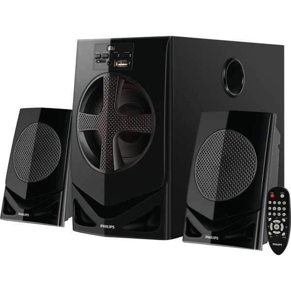 Philips IN-MMS2030F 94 2 1 Multimedia Speakers