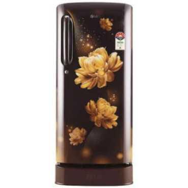LG GL-D201AHCY 190 L 4 Star Inverter Direct Cool Single Door Refrigerator