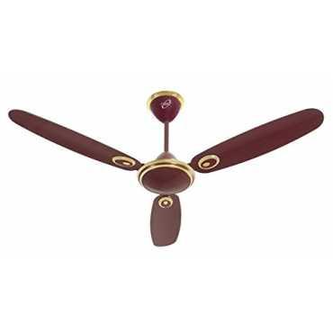 Orpat AIR COOL 3 Blade (1200mm) Ceiling Fan - Brown