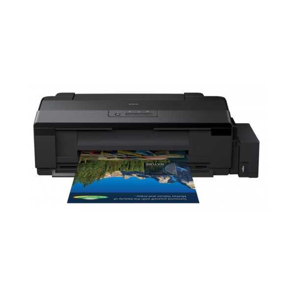 Epson L1300 A3 Inkjet Printer - Black