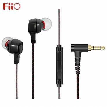 FiiO F1 Dynamic In-Ear Monitor Headset - Black
