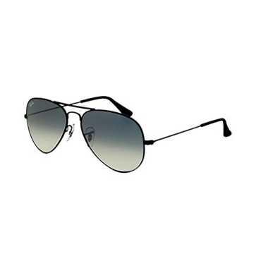 Aviator Men Sunglasses (0RB3025I002/3F58_58 millimeters_Grey)