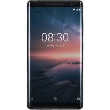 Nokia 8 Sirocco - Black
