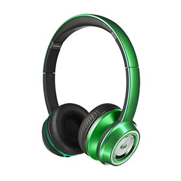 Monster Ntune Over Ear Bluetooth Headset