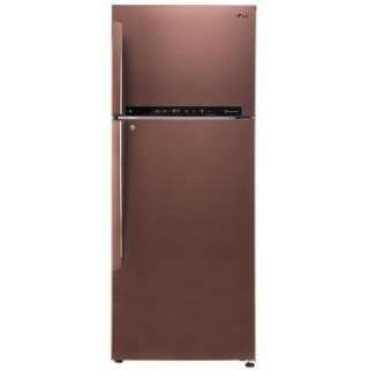 LG GL-T502FASN 471 L 4 Star Frost Free Double Door Refrigerator