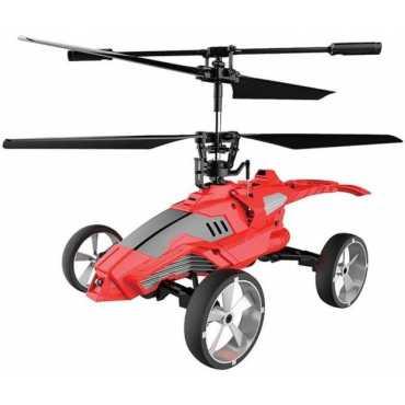 Saffire Mars Strike Transformer Remote Control Helicopter cum Car