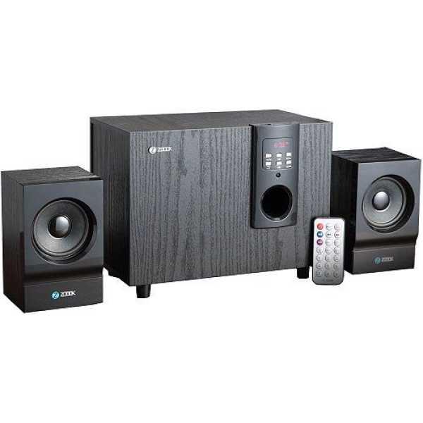 ZOOOK ZM-SP2500 2.1 Desktop Speakers