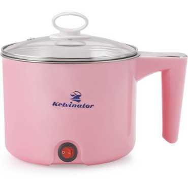 Kelvinator KMK I20I 1.5 L Electric Kettle - White | Pink