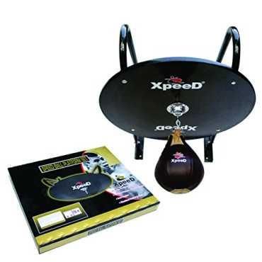 Xpeed Speed Ball Platform Set - Brown