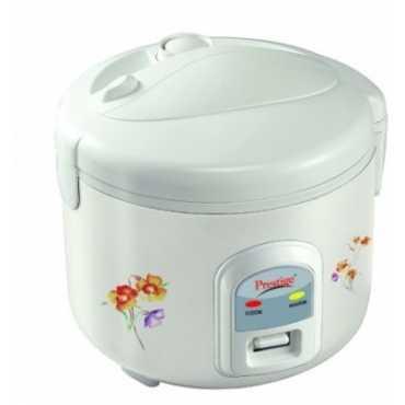 Prestige PRWCS 1.2 Electric Cooker - White