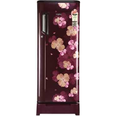 Whirlpool 230 Imfresh Roy 215 L 4 Star Direct Cool Single Door Refrigerator (Azalea) - Red
