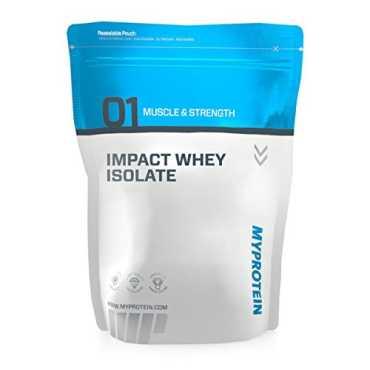 MyProtein Impact Whey Isolate 2 5kg White Chocolate