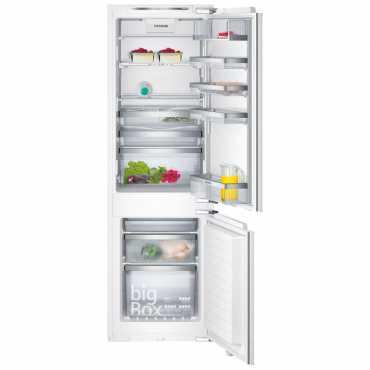 Siemens KI34NP60 264L Double Door Refrigerator - Steel
