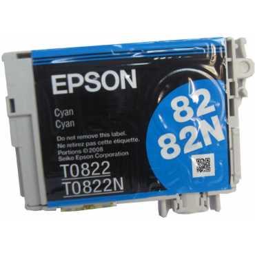 Epson 82N Cyan Ink Cartridge - Blue