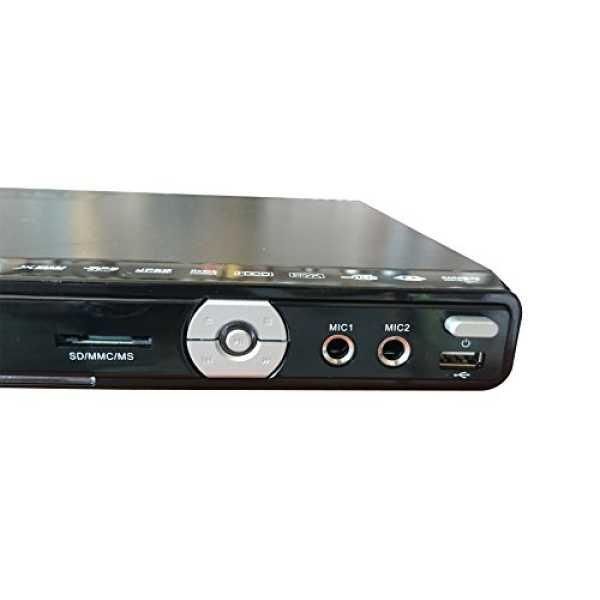 iBell IBL3288 DVD Player - Black