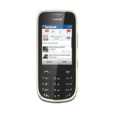 Nokia Asha 202 - Dark Red