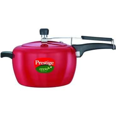 Prestige 11058 Aluminium 5 L Pressure Cooker (Inner Lid)