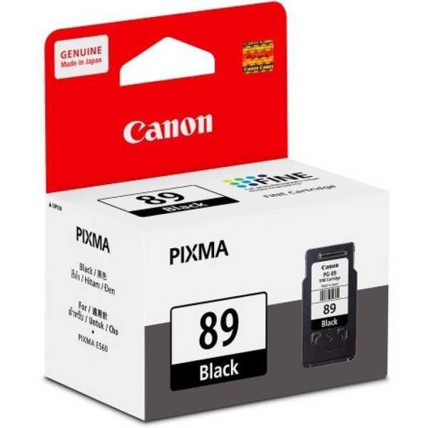 Canon PG89 Black Ink Catridge