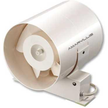 Amaryllis Blow (4 Inch) Exhaust Fan - White