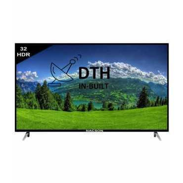 Nacson NS32HD4DTH 32 Inch HD Ready LED TV - Black
