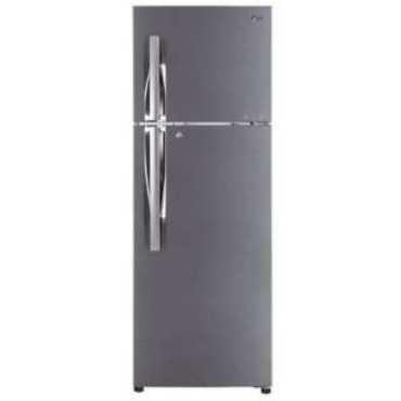 LG GL-T372JPZU 335 L 3 Star Inverter Frost Free Double Door Refrigerator