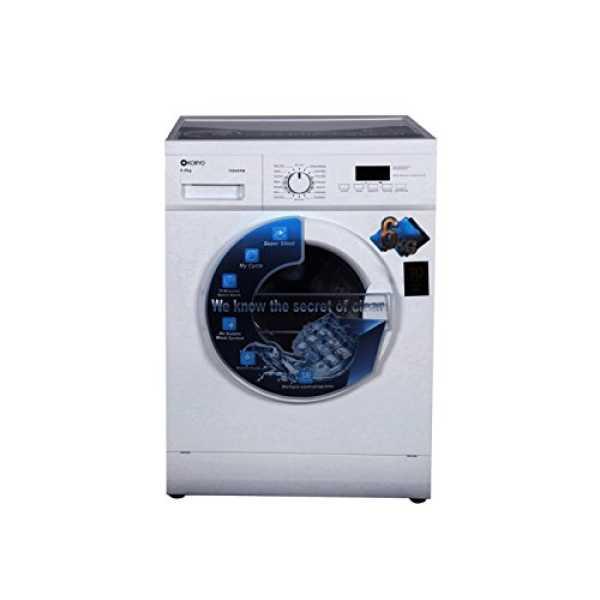 Koryo 6 Kg Fully Automatic Washing Machine (FAWM KWM1060FL)
