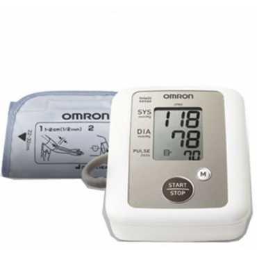 Omron JPN2 BP Monitor - White