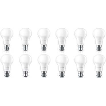 Philips Steller Bright 14W B22 Standard LED Bulb Yellow Pack of 12