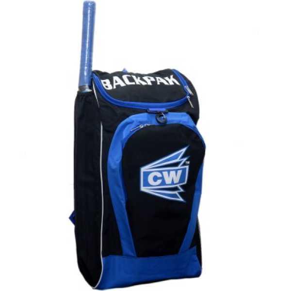 Cw Backpak Cricket Kit Bag (Large) - Black