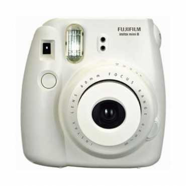 Fujifilm Instax Mini8 Instant Camera ( With 50 Film Exposures) - Black | Blue | Pink