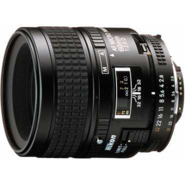Nikon AF Micro-Nikkor 60mm f/2.8D Lens - Black