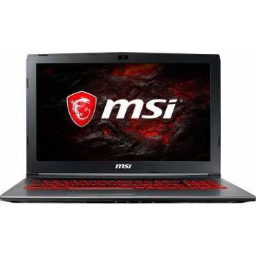 MSI GV62 (7RD-2824IN) Gaming Laptop - Black