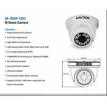 Avtron AA-7033P-FSR2 IR Dome Camera - White