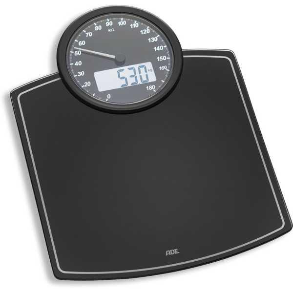 ADE BE 1501 Body Fat Analyzer - Black