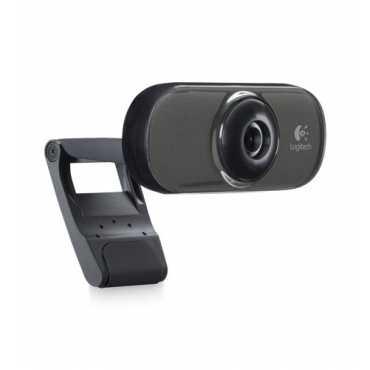 Logitech C210 Webcam - Black
