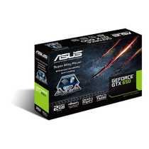 Asus NVIDIA GeForce GTX650-E-2GD5 2GB GDDR5 Graphics Card