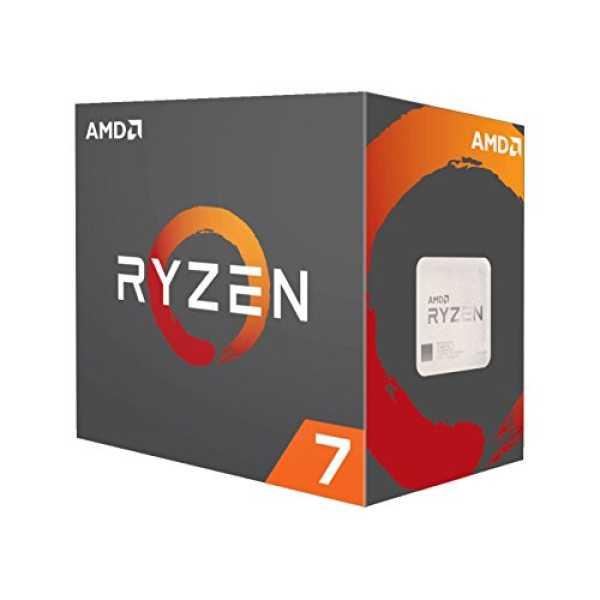 AMD Ryzen 7 1800X Octa Core Processor