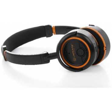 Lapcare  LBH-208 Bluetooth Headset - Green   Orange