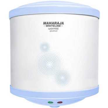 Maharaja Whiteline Warmist 10 L Instant Water Geyser - White