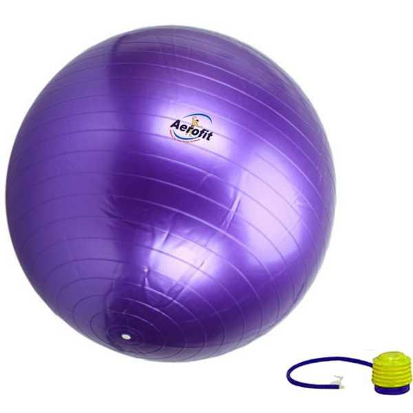 Aerofit Anti Burst Gym Ball (Size 85cm)