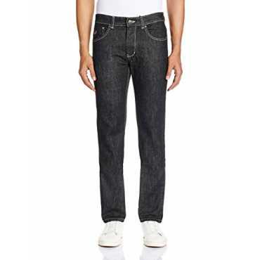 Men s Slim Fit Jeans 8907242044835_259914442_30W x 34L_Karbon grey