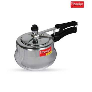 Prestige 11654 Nakshatra Plus 6 5 L Polished Pressure Handi