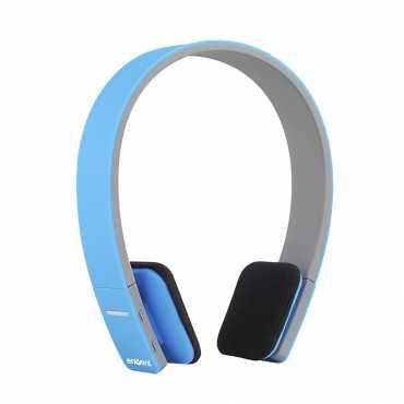 Envent ET-BTHD001 Over the Ear Bluetooth Headset - Blue