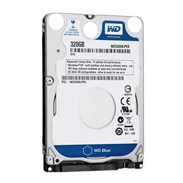 WD WD3200LPVX 320GB Laptop Internal Hard Disk