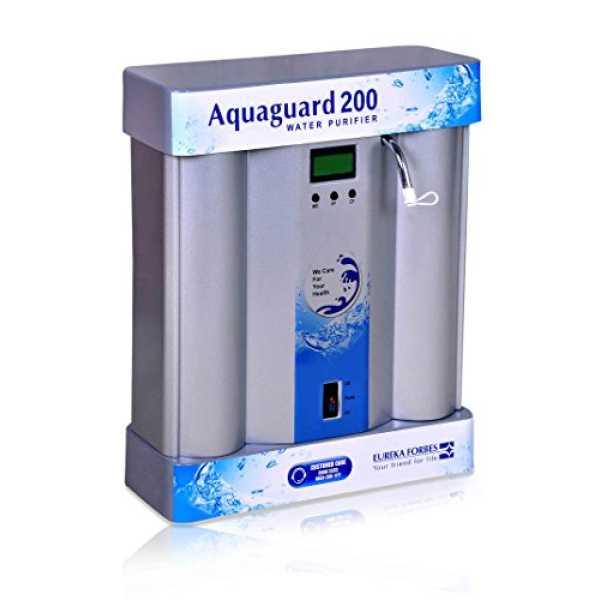 Eureka Forbes Aquaguard 200 Water Purifier - White