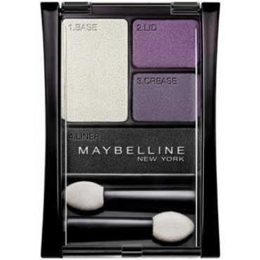 Maybelline Expert Wear Eye Shadow Quads 06Q Amethyst Smokes