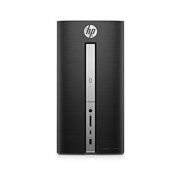 HP Pavilion (570-p041il) (7th Gen, Intel Core i3-7100, 4GB, 1TB, Free DOS, Intel HD Integrated Graphics) Desktop