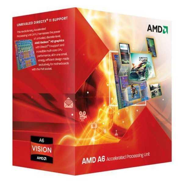 AMD A6 AD3500 Processor